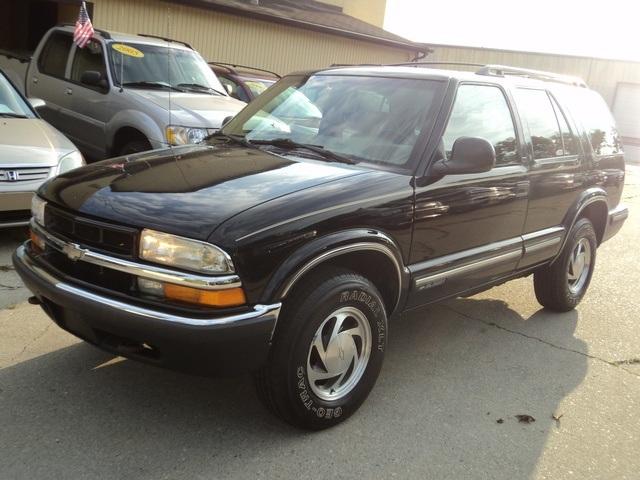 1998 Chevrolet Blazer Lt For Sale In Cincinnati Oh Stock Tr10096