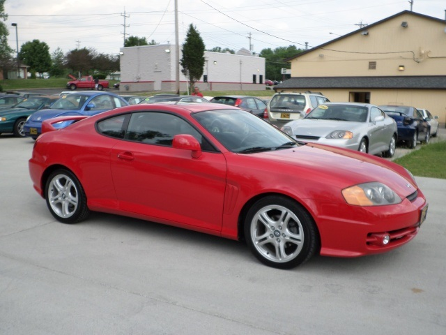 2004 hyundai tiburon gt v6 for sale in cincinnati oh stock 11608 2004 hyundai tiburon gt v6 for sale in