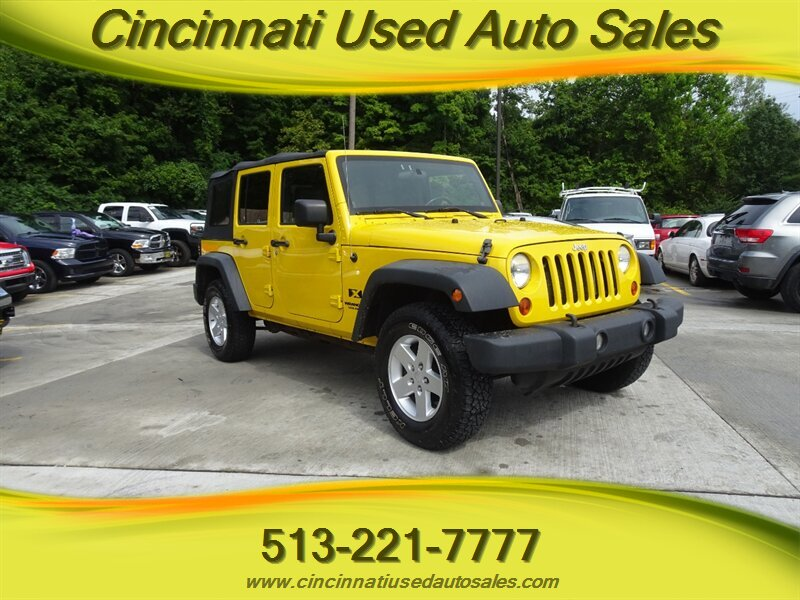 2009 Jeep Wrangler Unlimited X photo