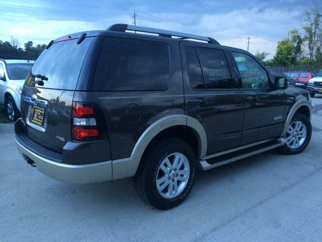 2007 Ford Explorer Eddie Bauer For Sale In Cincinnati Oh