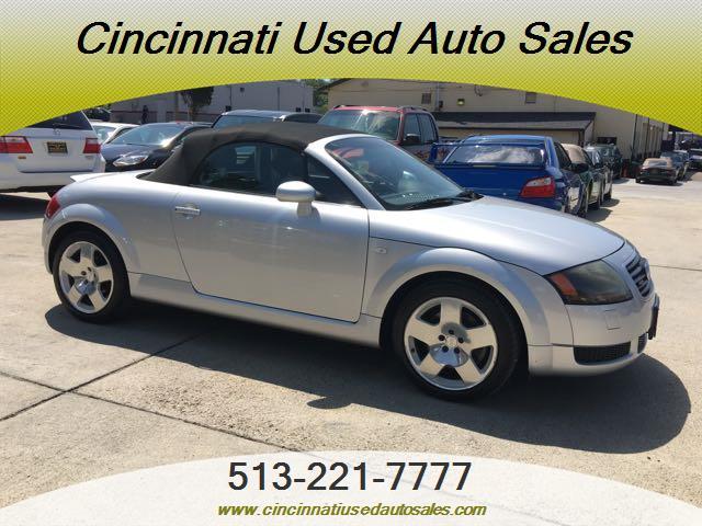 2001 Audi TT 225hp quattro - Photo 1 - Cincinnati, OH 45255