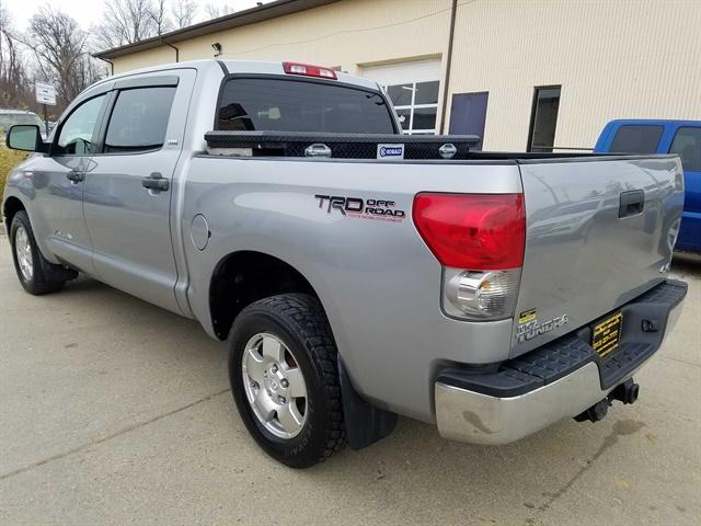 2008 Toyota Tundra SR5 CrewMax for sale in Cincinnati, OH