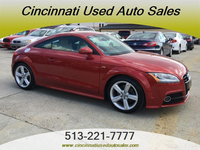 2014 audi tt 2 0t quattro premium plus for sale in cincinnati oh stock 12726. Black Bedroom Furniture Sets. Home Design Ideas