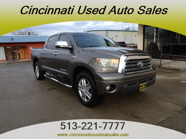 2007 Toyota Tundra Limited for sale in Cincinnati, OH | Stock