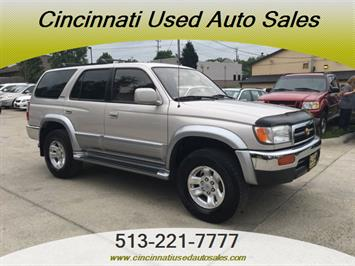 1998 Toyota 4Runner Limited 4dr Limited - Photo 1 - Cincinnati, OH 45255