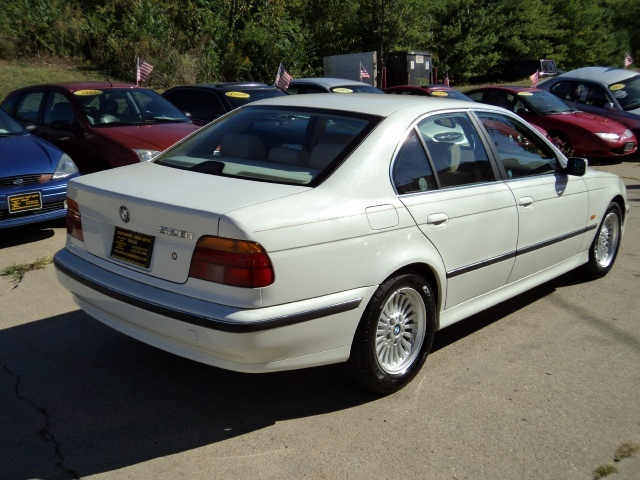 1997 Bmw 528i For Sale In Cincinnati Oh Stock 10402