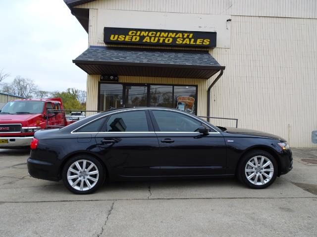 2013 Audi A6 3.0T quattro Premium Plus - Photo 3 - Cincinnati, OH 45255