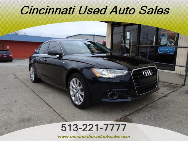 2013 Audi A6 3.0T quattro Premium Plus - Photo 1 - Cincinnati, OH 45255