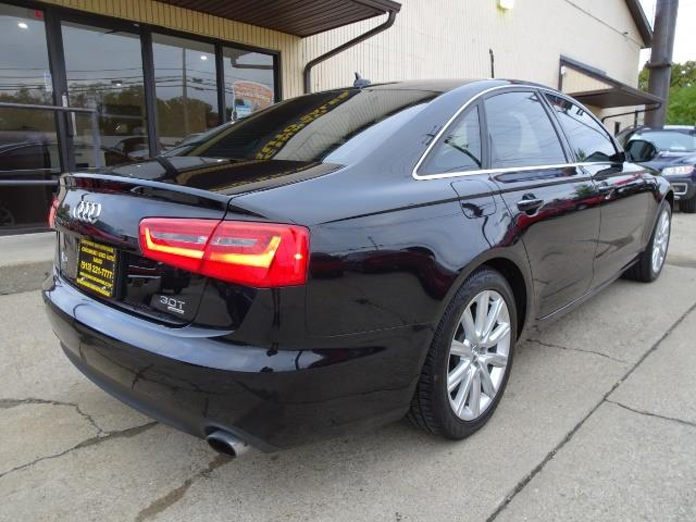 2013 Audi A6 3.0T quattro Premium Plus - Photo 5 - Cincinnati, OH 45255
