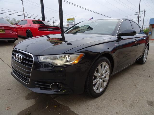 2013 Audi A6 3.0T quattro Premium Plus - Photo 9 - Cincinnati, OH 45255