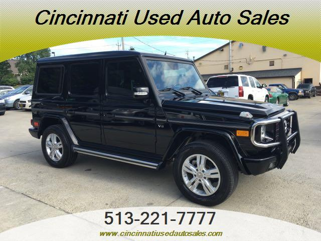 2009 Mercedes-Benz G 550 - Photo 1 - Cincinnati, OH 45255