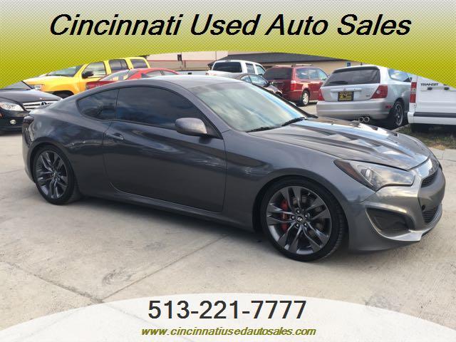 2013 Hyundai Genesis Coupe 2 0t For Sale In Cincinnati Oh Stock 12138
