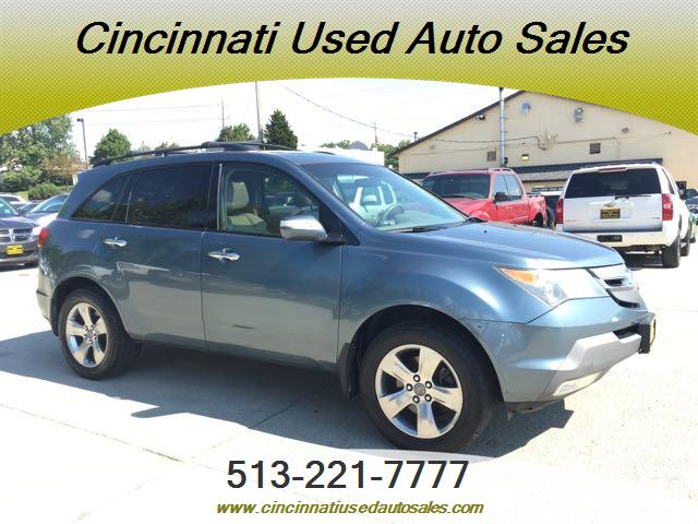 2007 Acura MDX SH-AWD w/Sport - Photo 1 - Cincinnati, OH 45255