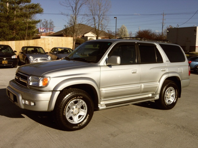 Elegant ... 2000 Toyota 4Runner Limited   Photo 3   Cincinnati, OH 45255 ...