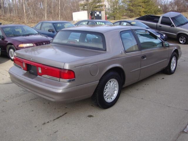 1994 mercury cougar xr7 for sale in cincinnati oh stock p1210 1994 mercury cougar xr7 for sale in
