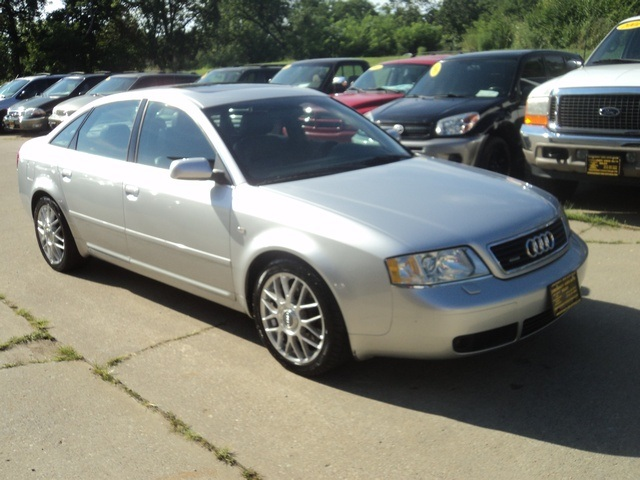 2001 Audi A6 2 7t Quattro For Sale In Cincinnati Oh
