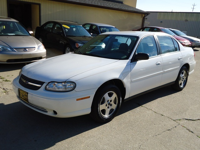2005 Chevrolet Malibu Classic For Sale In Cincinnati Oh Stock 10986