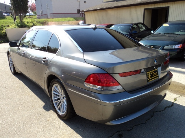 2004 Bmw 745li For Sale In Cincinnati Oh Stock 10616