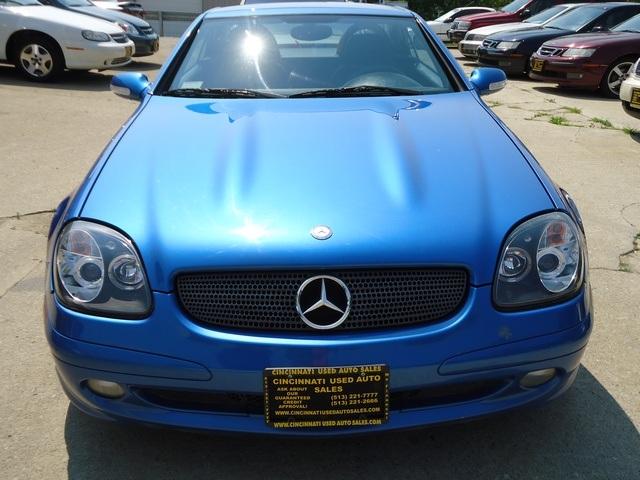 2001 mercedes benz slk230 for sale in cincinnati oh for Mercedes benz cincinnati