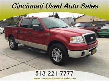 2007 Ford F-150 XLT 4dr SuperCrew - Photo 1 - Cincinnati, OH 45255