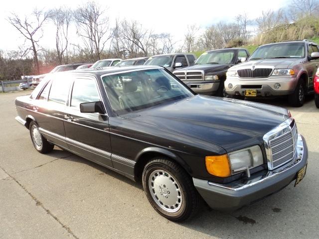 1990 Mercedes Benz 420 Class 420SEL 420SEL For Sale In Cincinnati