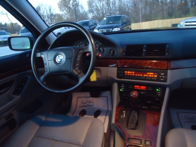 2001 Bmw 530i For Sale In Cincinnati Oh Stock 11081
