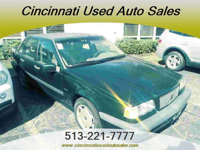 1996 Volvo 850 - Photo 1 - Cincinnati, OH 45255
