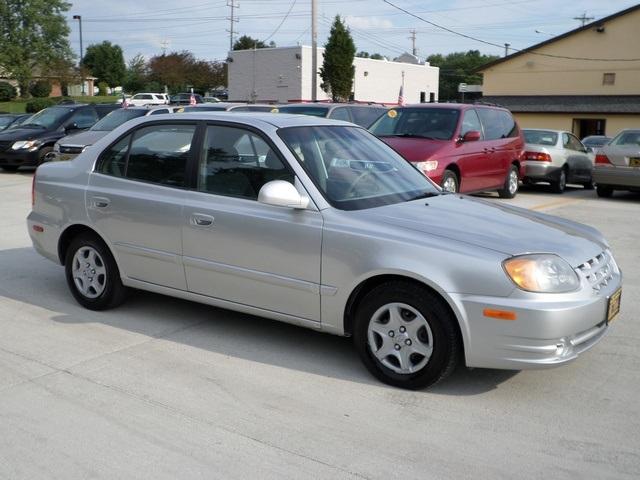 2005 Hyundai Accent Gls For Sale In Cincinnati Oh Stock