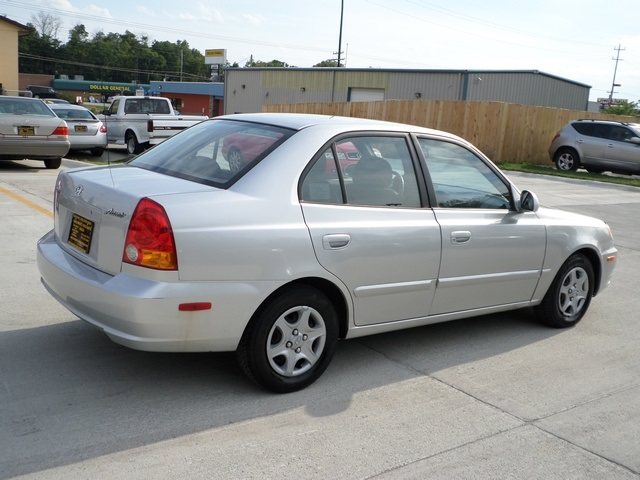 Good ... 2005 Hyundai Accent GLS   Photo 6   Cincinnati, OH 45255 ...