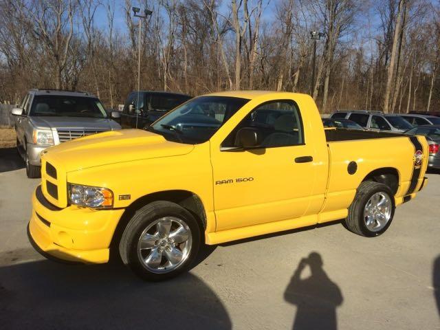 2005 Dodge Ram 1500 SLT Rumble Bee for sale in Cincinnati ...