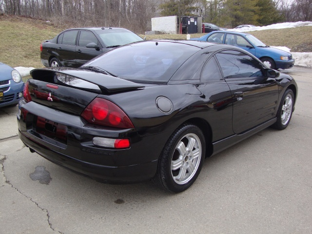 2001 mitsubishi eclipse gt for sale in cincinnati oh. Black Bedroom Furniture Sets. Home Design Ideas