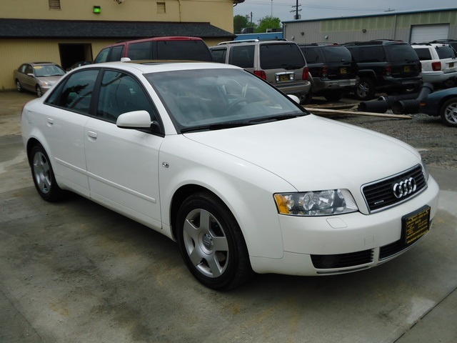 2004 audi a4 1 8t quattro for sale in cincinnati oh stock 10933. Black Bedroom Furniture Sets. Home Design Ideas