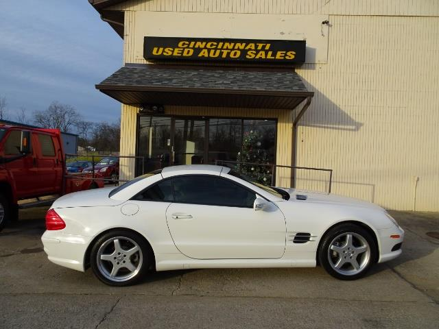 2003 Mercedes-Benz SL 500 - Photo 3 - Cincinnati, OH 45255