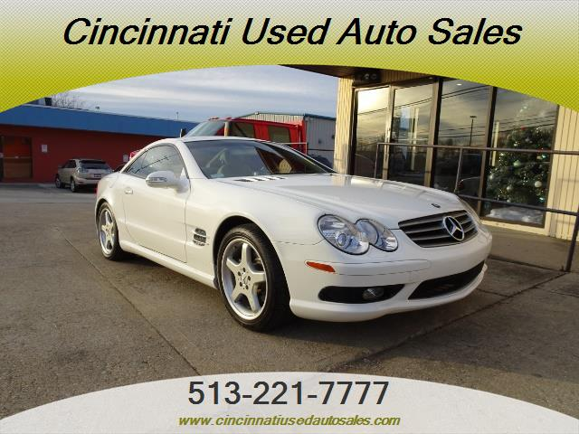 2003 Mercedes-Benz SL 500 - Photo 1 - Cincinnati, OH 45255