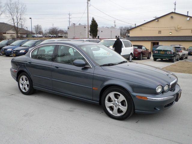 2002 jaguar x type 3 0 for sale in cincinnati oh stock 11526. Black Bedroom Furniture Sets. Home Design Ideas