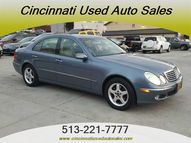 2003 Mercedes-Benz E320 - Photo 1 - Cincinnati, OH 45255
