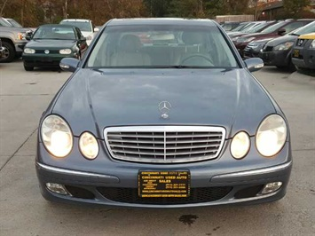2003 Mercedes-Benz E320 - Photo 2 - Cincinnati, OH 45255