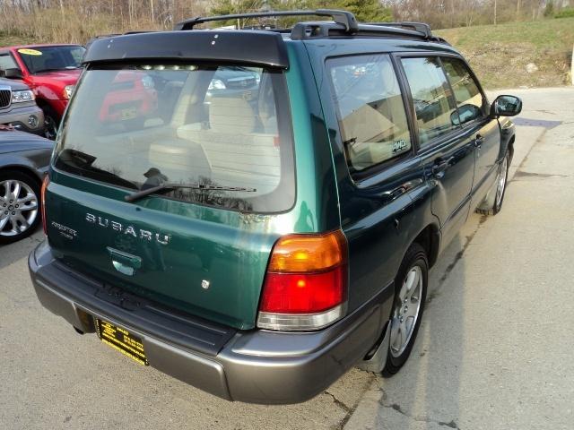 2000 Subaru Forester S for sale in Cincinnati, OH   Stock #: 10593