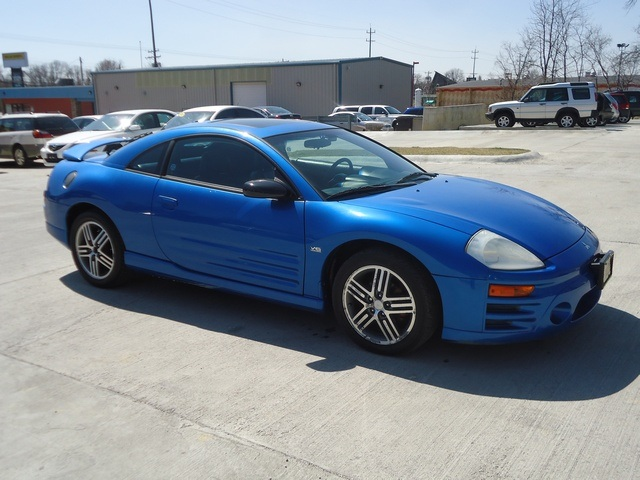 2003 mitsubishi eclipse gts for sale in cincinnati oh. Black Bedroom Furniture Sets. Home Design Ideas