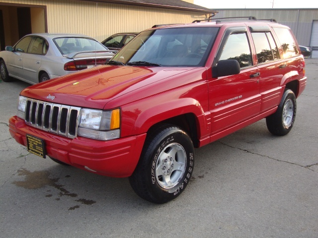 ... 1998 Jeep Grand Cherokee Special Edition   Photo 3   Cincinnati, OH  45255 ...