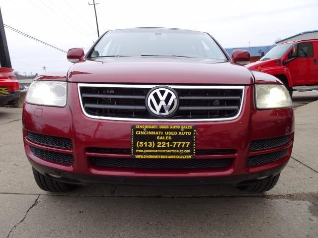 2005 Volkswagen Touareg V6 - Photo 2 - Cincinnati, OH 45255