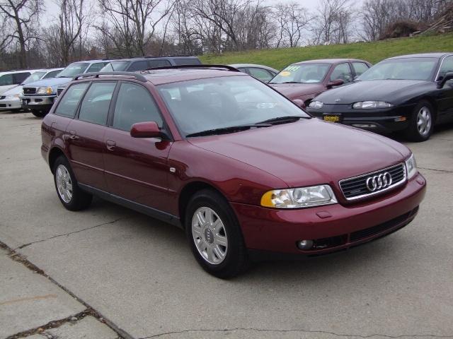 Audi A Avant Quattro T For Sale In Cincinnati OH Stock - Beechmont audi