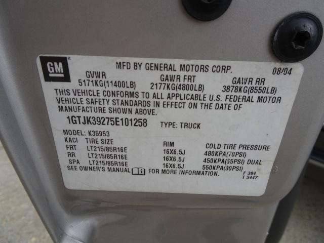 2005 GMC Sierra 3500 SLE 4dr Extended Cab SLE - Photo 25 - Cincinnati, OH 45255