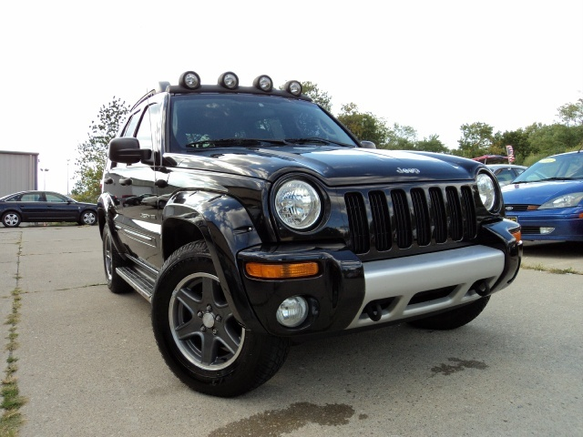 2003 Jeep Liberty Renegade Photo 10 Cincinnati Oh 45255