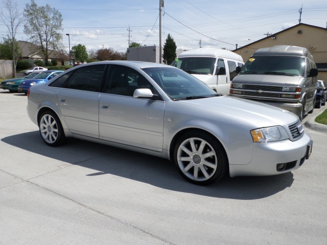 2004 Audi A6 2.7T S-Line quattro for sale in Cincinnati, OH | Stock