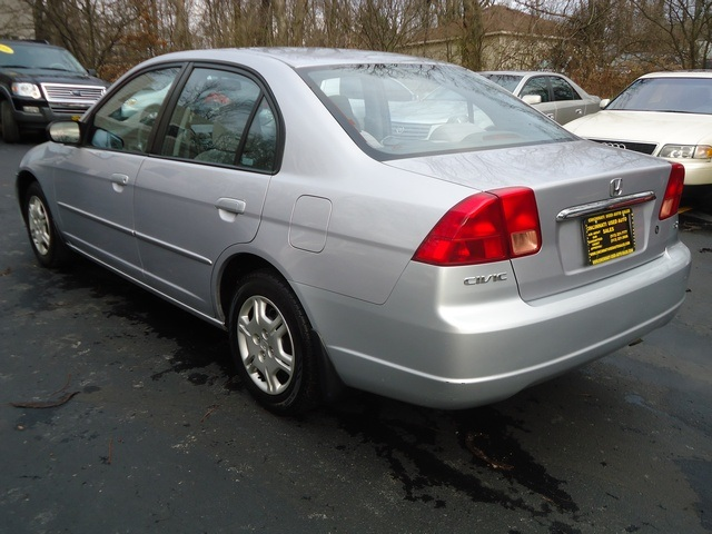 Honda Civic 2002 Honda Civic Lx Sedan For Sale