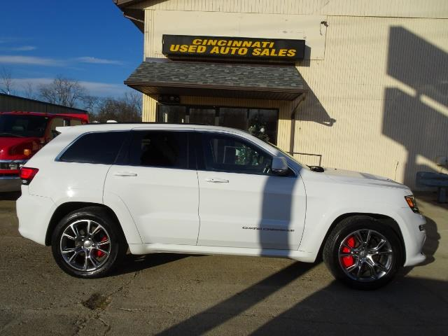 2014 Jeep Grand Cherokee SRT - Photo 3 - Cincinnati, OH 45255