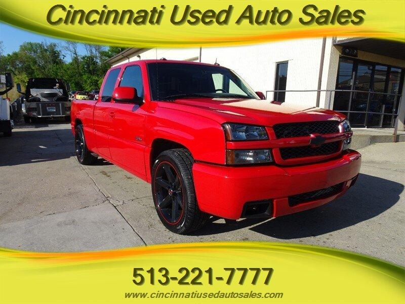 2003 Chevrolet Silverado 1500 Ss For Sale In Cincinnati Oh Stock