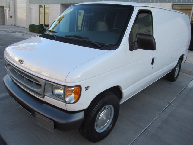 1999 Ford E-Series Van E150 CARGO VAN  V8 - Photo 39 - Las Vegas, NV 89118