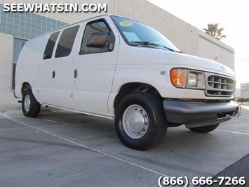 1999 Ford E-Series Van E150 CARGO VAN  V8 - Photo 1 - Las Vegas, NV 89118